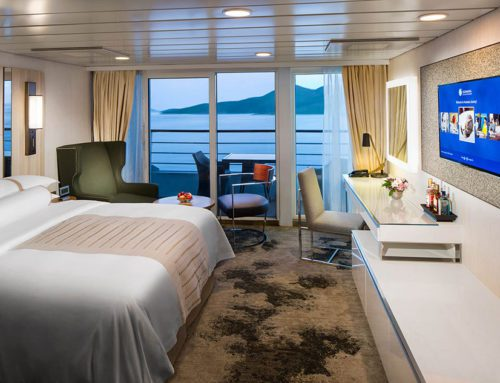What is a guaranteed cabin or stateroom? It's a gamble.
