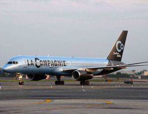 La Compagnie offers all-business class service from Newark to Paris