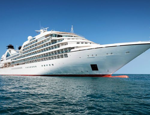 Five trends in luxury cruising