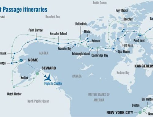 It's time to consider a Northwest Passage expedition cruise