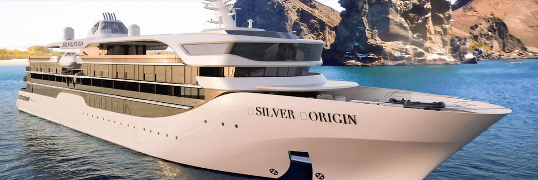 The Silver Origin is a purpose build expedition ship