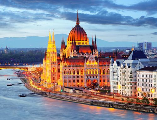 River cruising on the Danube