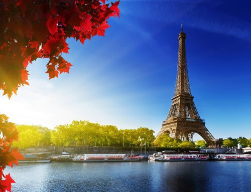 A Seine river cruise from Paris through the French countryside