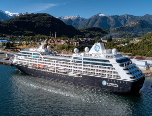 Azamara Cruises buys the Pacific Princess